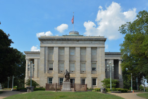 """NC State Capitol Building"""